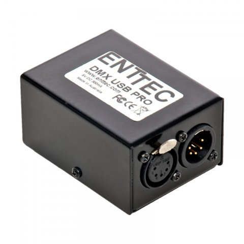 Interface DMX Enttec pro
